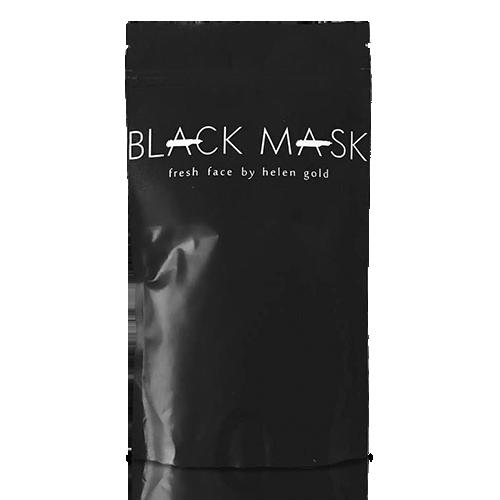 Черная маска Black Mask заказать