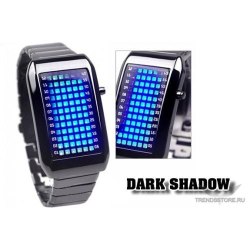 Часы с эквалайзером DARK SHADOW заказать
