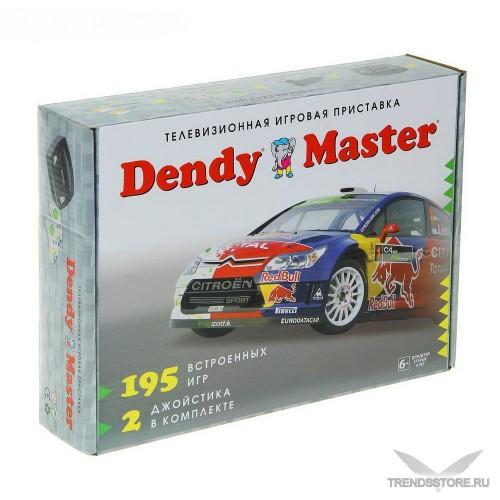 Игровая приставка Dendy Master
