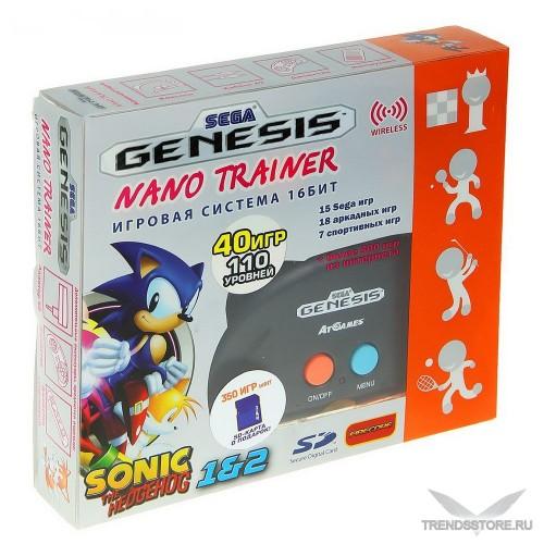 Игровая приставка SEGA Genesis NanoTrainer