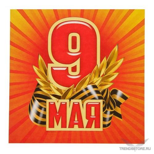 Наклейка на авто - 9 Мая лента