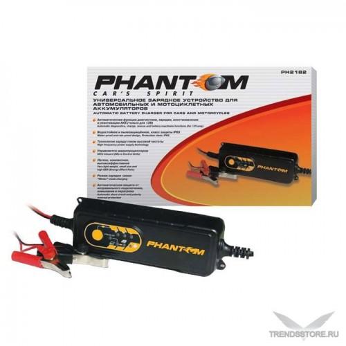 Зарядное устройство PHANTOM для аккумуляторов универсальное