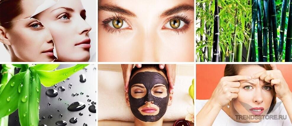 Черная маска Black Mask преимущества