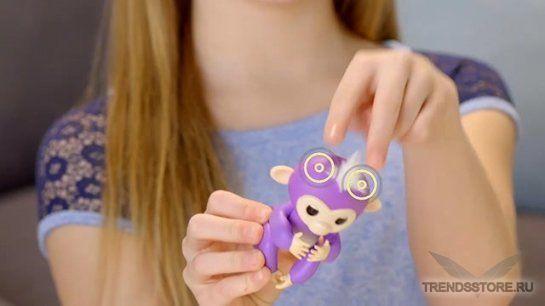 Интерактивная обезьянка инструкция - 1