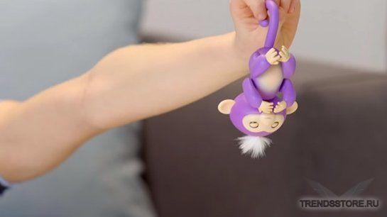 Интерактивная обезьянка инструкция - 2