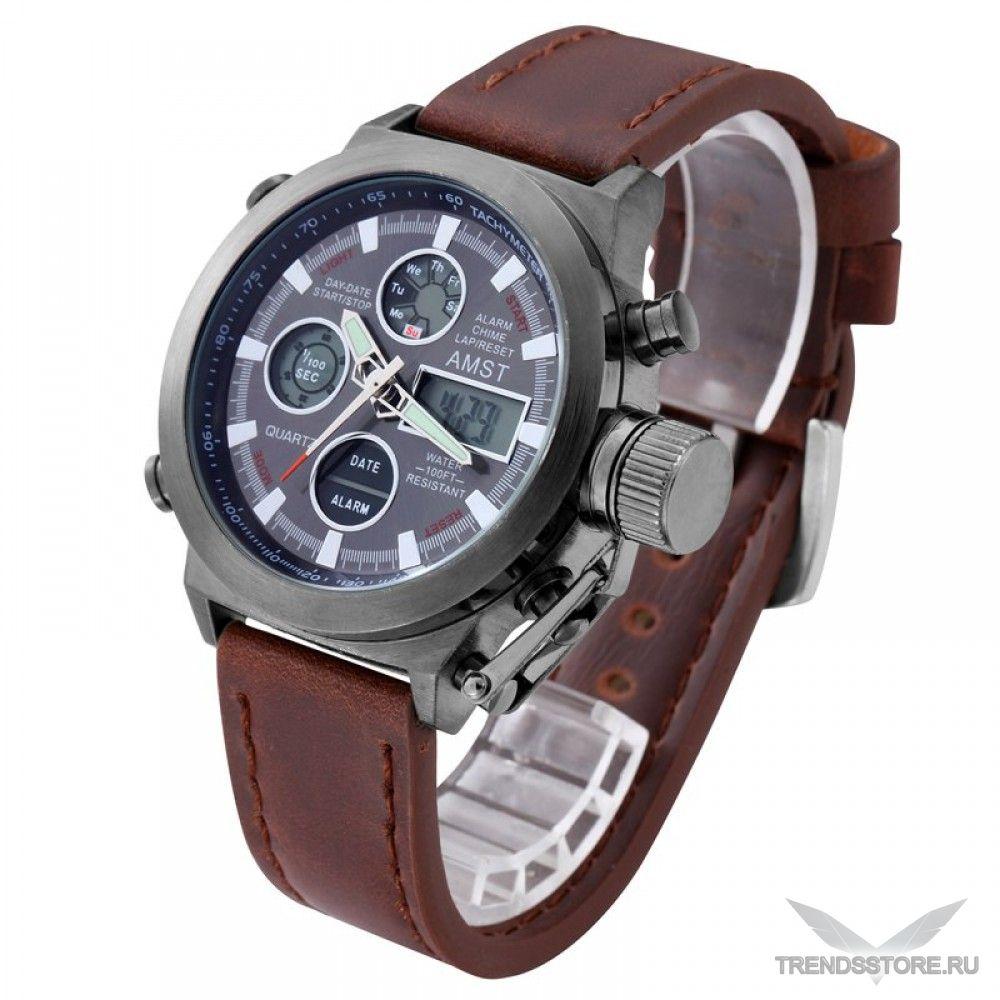 Baellerry + Армейские часы AMST