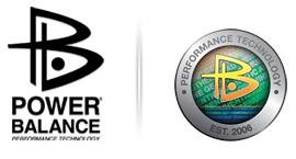 Браслет power balance логотип